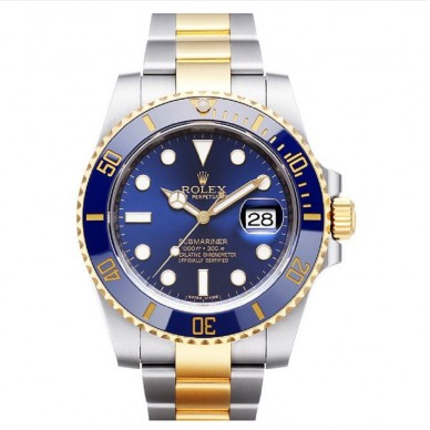 ROLEX Submariner Date Stahl/Gold