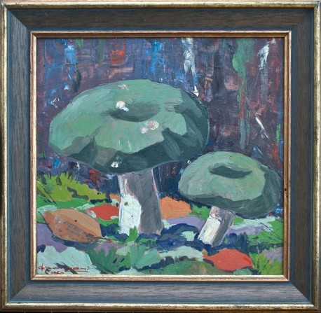 Pilze, Vitale Ganzoni, 1960