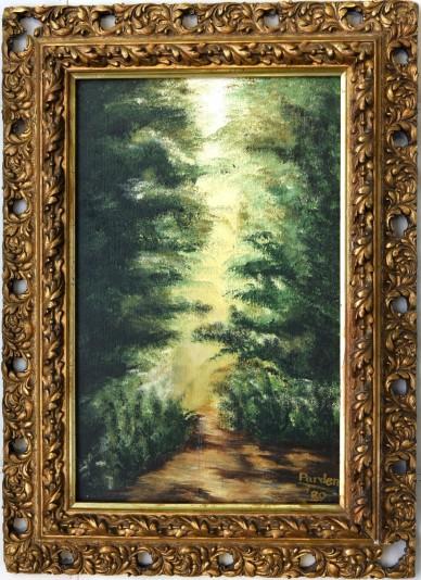 Weg in den grünen Wald, Parden, 80