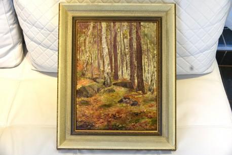 Mitten im Wald, R. Schirmer, 1928