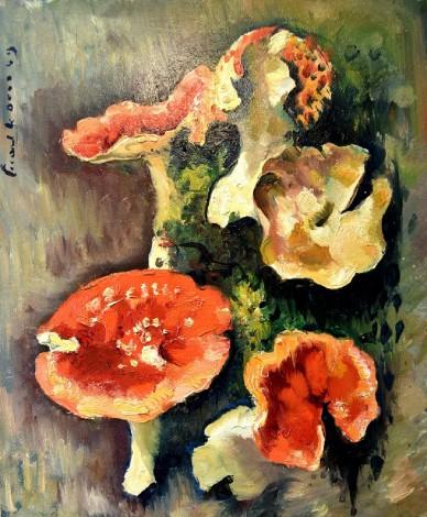 """Die Pilze """"Les champignons"""", Charles Picart Le Doux, 1949"""