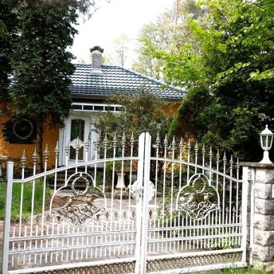 Kleine Villa direkt am Waldsee