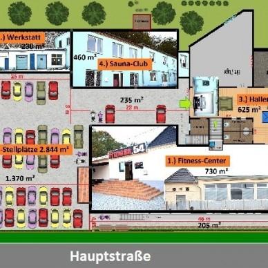 Gewerbezentrum in Spremberg