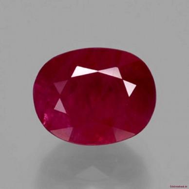 Rubin - 3,09 Karat Pink