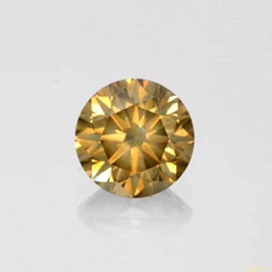 Fancy Diamant - 2,49 Karat Champangne
