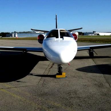 Cessna CITATION II SP C-551 SINGLE PILOT dual Garmin