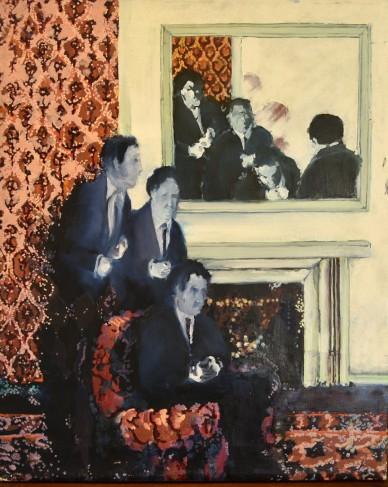 Freimaurer Männerrunde, Gonzalez, 1966