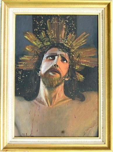 Christus, W. Hartmann, 1951