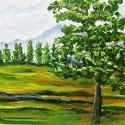 Wald, Kiefern, Tannen, Landschaftsmotive, 森林 - Kunst zum mieten, leihen