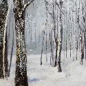 Winter, Schnee, Eis, Frost, 冬季 - KUNST ZUM MIETEN, LEIHEN