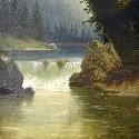 Gewässer. Moor, Bach, Fluss, See